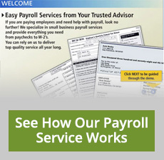 See How our payroll service works